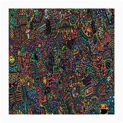 Trees Internet Multicolor Psychedelic Reddit Detailed Colors Medium Glasses Cloth