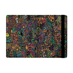 Trees Internet Multicolor Psychedelic Reddit Detailed Colors Apple Ipad Mini Flip Case