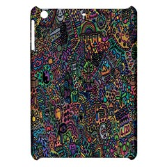 Trees Internet Multicolor Psychedelic Reddit Detailed Colors Apple iPad Mini Hardshell Case