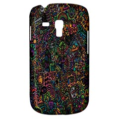 Trees Internet Multicolor Psychedelic Reddit Detailed Colors Galaxy S3 Mini