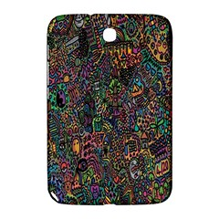 Trees Internet Multicolor Psychedelic Reddit Detailed Colors Samsung Galaxy Note 8.0 N5100 Hardshell Case