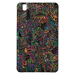 Trees Internet Multicolor Psychedelic Reddit Detailed Colors Samsung Galaxy Tab Pro 8 4 Hardshell Case