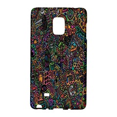 Trees Internet Multicolor Psychedelic Reddit Detailed Colors Galaxy Note Edge