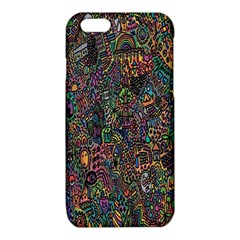 Trees Internet Multicolor Psychedelic Reddit Detailed Colors iPhone 6/6S TPU Case