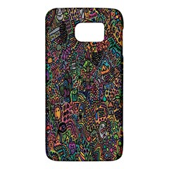 Trees Internet Multicolor Psychedelic Reddit Detailed Colors Galaxy S6