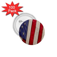 Usa Flag 1 75  Buttons (100 Pack)