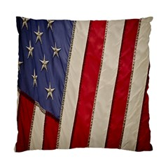 Usa Flag Standard Cushion Case (Two Sides)
