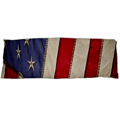 Usa Flag Body Pillow Case Dakimakura (two Sides)