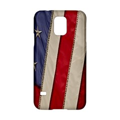Usa Flag Samsung Galaxy S5 Hardshell Case