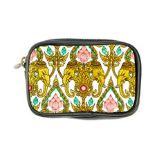 Traditional Thai Style Painting Coin Purse