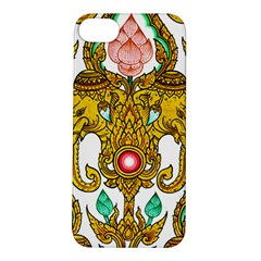 Traditional Thai Style Painting Apple iPhone 5S/ SE Hardshell Case