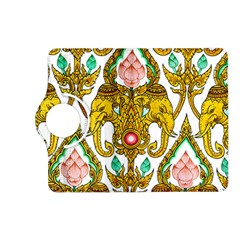 Traditional Thai Style Painting Kindle Fire Hd (2013) Flip 360 Case