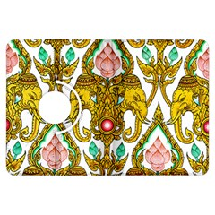Traditional Thai Style Painting Kindle Fire HDX Flip 360 Case