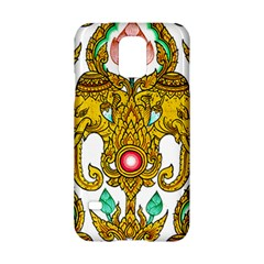 Traditional Thai Style Painting Samsung Galaxy S5 Hardshell Case