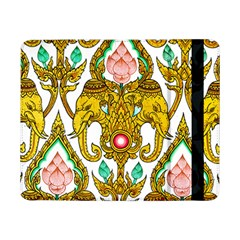 Traditional Thai Style Painting Samsung Galaxy Tab Pro 8.4  Flip Case