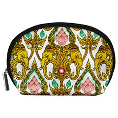Traditional Thai Style Painting Accessory Pouches (large)