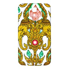 Traditional Thai Style Painting Samsung Galaxy Mega I9200 Hardshell Back Case