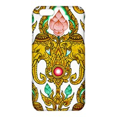 Traditional Thai Style Painting iPhone 6/6S TPU Case