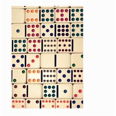Old Domino Stones Large Garden Flag (two Sides)