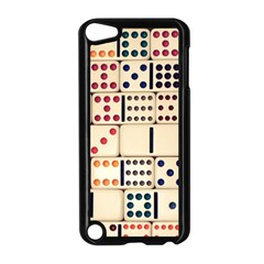 Old Domino Stones Apple iPod Touch 5 Case (Black)