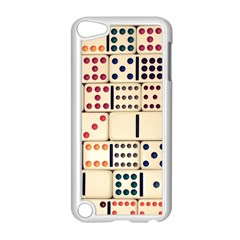 Old Domino Stones Apple Ipod Touch 5 Case (white)