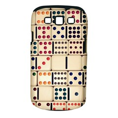 Old Domino Stones Samsung Galaxy S Iii Classic Hardshell Case (pc+silicone)