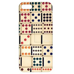 Old Domino Stones Apple Iphone 5 Hardshell Case With Stand