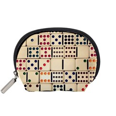 Old Domino Stones Accessory Pouches (small)