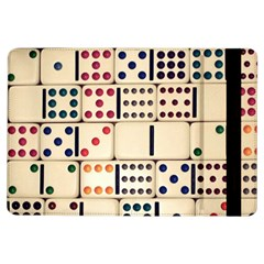Old Domino Stones Ipad Air Flip