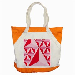 3d Pattern Experiments Accent Tote Bag