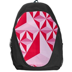 3d Pattern Experiments Backpack Bag