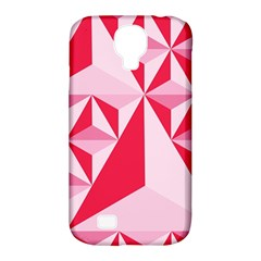 3d Pattern Experiments Samsung Galaxy S4 Classic Hardshell Case (PC+Silicone)