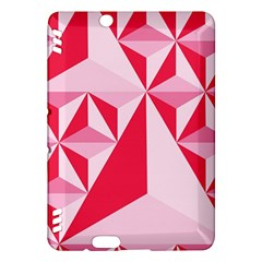 3d Pattern Experiments Kindle Fire HDX Hardshell Case
