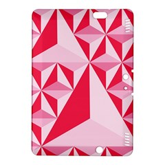 3d Pattern Experiments Kindle Fire HDX 8.9  Hardshell Case