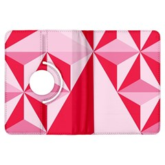 3d Pattern Experiments Kindle Fire Hdx Flip 360 Case