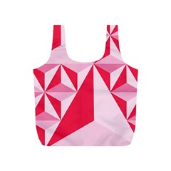 3d Pattern Experiments Full Print Recycle Bags (s)
