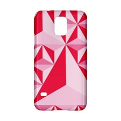 3d Pattern Experiments Samsung Galaxy S5 Hardshell Case