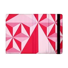 3d Pattern Experiments Ipad Mini 2 Flip Cases