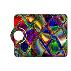 Abstract Digital Art Kindle Fire HD (2013) Flip 360 Case