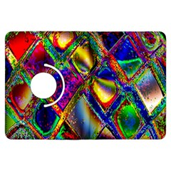 Abstract Digital Art Kindle Fire HDX Flip 360 Case