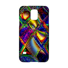 Abstract Digital Art Samsung Galaxy S5 Hardshell Case