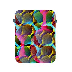 3d Pattern Mix Apple iPad 2/3/4 Protective Soft Cases