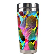3d Pattern Mix Stainless Steel Travel Tumblers