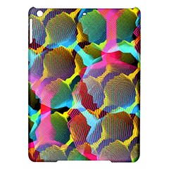 3d Pattern Mix Ipad Air Hardshell Cases