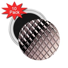 3d Abstract Pattern 2 25  Magnets (10 Pack)