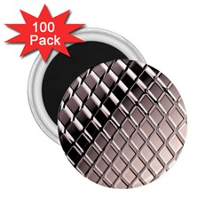 3d Abstract Pattern 2.25  Magnets (100 pack)
