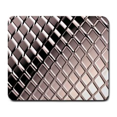 3d Abstract Pattern Large Mousepads