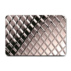3d Abstract Pattern Small Doormat