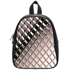 3d Abstract Pattern School Bags (Small)