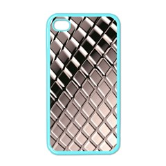 3d Abstract Pattern Apple iPhone 4 Case (Color)